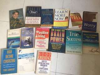 My Preference Books on Sales