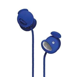 Urbanears Medis ear phones in blue