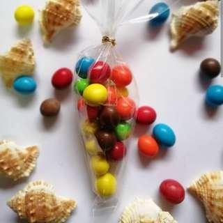 Coklat M&Ms (Zipper Bag) 🍬
