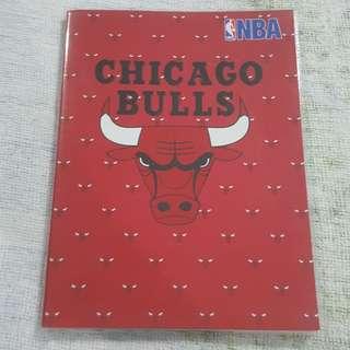 Replica Brand New NBA Chicago Bulls Notebook