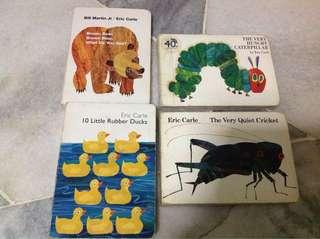 Eric Carle board book