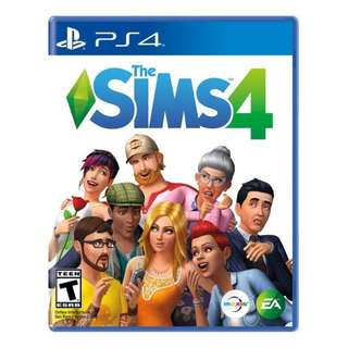 PS4 The Sims 4 (R3)