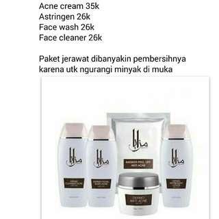 Paket acne mazaya