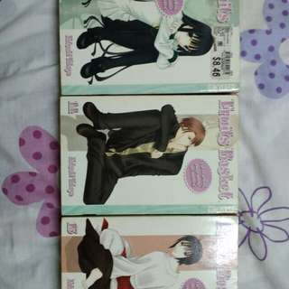 Fruits basket anime manga