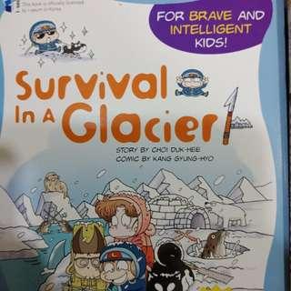Survival series Korea manga