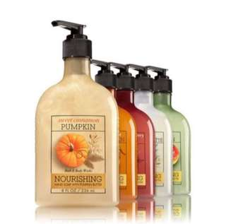 Authentic BATH & BODY WORKS Hand Soap with PUMPKIN BUTTER 236ml