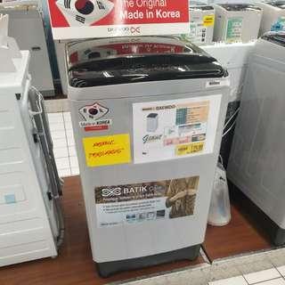 Mesin cuci daewoo dwf-807elc bisa dicicil cepat