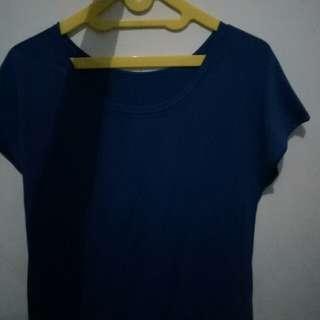 Kaos blue