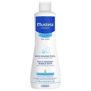 Mustela Multi-Sensory Bubble Bath 750ml