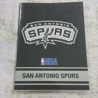 Replica Brand New NBA San Antonio Spurs Notebook
