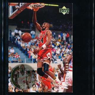 Offer !!! :  Basketball Collector Card 1995-96 Upper Deck - #146 - Horace Grant