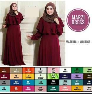 Marzi Dress (R)