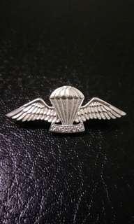 ebdef5737c SAF FEMALE PARACHUTIST AIRBORNE WING.