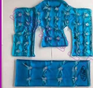 特大号速热宝芯片热宝暖手袋液体暖包自发热热敷袋铁片暖手宝