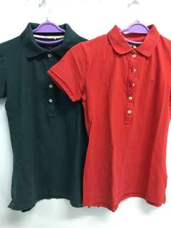 2 for RM50 Sacoor polo
