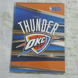 Replica Brand New NBA Oklahoma City Thunder Notebook