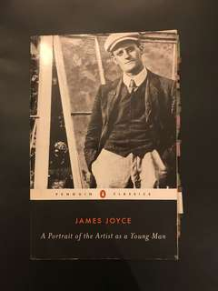 A Portrait of the Artist as a Young Men by James Joyce