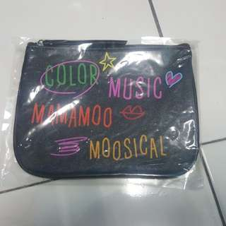 Mamamoo Moosical Busan Concert Special Edition Cosmetic Pouch