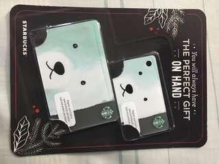 Starbucks card - Polar Bear