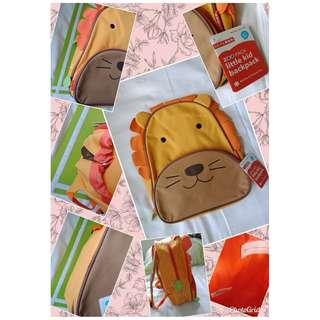 Skip Hop Zoo Packs - Little Kid Backpacks  - Lion