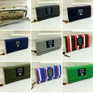 ANELLO MANNY COLLORS WALLET