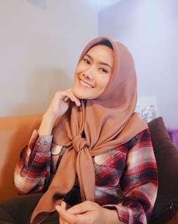 Hijab plycotton