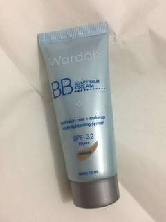 BB cream Wardah