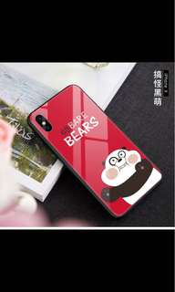 [PO] We bare bear IPhone Glass Casing