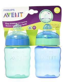 BNIB Philips Avent Sippy Cups - Two
