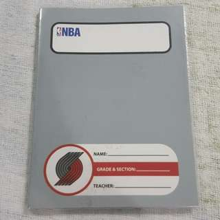 Replica Brand New NBA Portland Trail Blazers Notebook