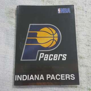 Replica Brand New NBA Indiana Pacers Notebook