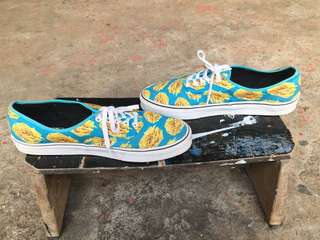 Vans Low Top French Fries