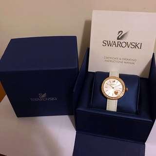 Swarovski White Heart 系列手錶