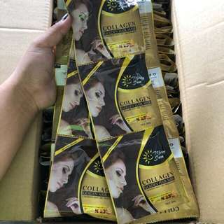 Collagen Golden Hair Mask