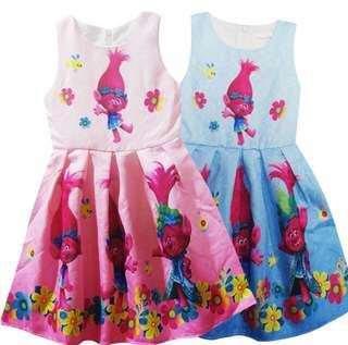 PO Trolls Dress