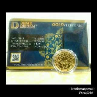 1 Dinar DinarDirham.com