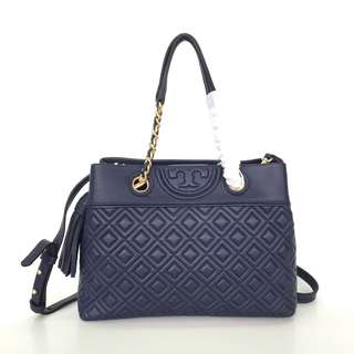 Tory Burch Fleming Satchel