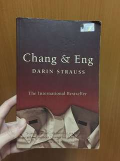 Darin Strauss Chang and Eng