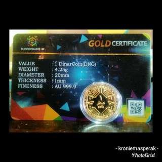 1 Dinar DinarCoin (DNC)