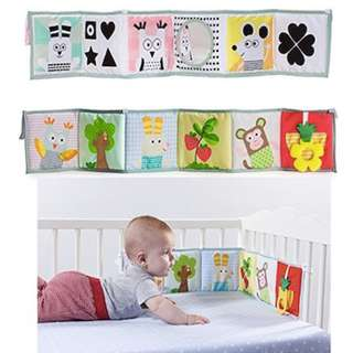 Black and White/ Colourful / Baby Book/ Baby Cloth Book/ Baby Toy/ Animal Book