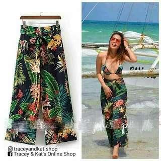 Zara Inspired Tropical Pants