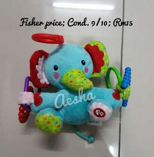 Fisher price soft toy