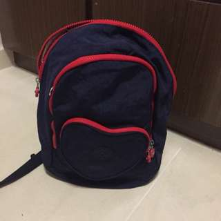 Kipling backpack for kids 背包 背囊