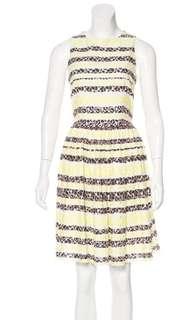 Msgm leopard lace dress