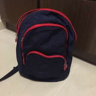 Kipling backpack for kids. 背包 背囊