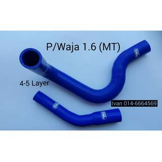 SAMCO Radiator hose - Waja 1.6 Manual