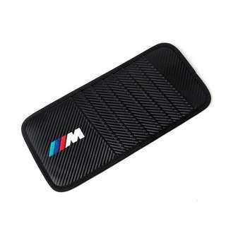🚚 BMW 寶馬M Power 汽車遮陽擋 適用於寶馬改裝1系3系45系X系PU刺繡 CD夾 擋陽板 遮陽擋 置物夾 名片夾