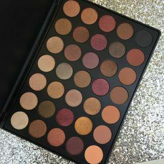Morphe 35F Eyeshadow Pallete