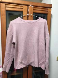 🚚 粉紅棉上衣