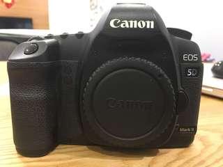 Canon 5D Mark II (Body-Low shutter count)